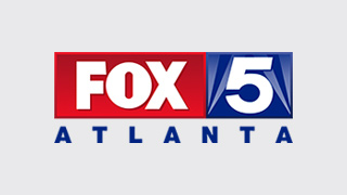 A trumpbusters pin at the Wells Fargo Center on July 25. - Credit: FOX News.