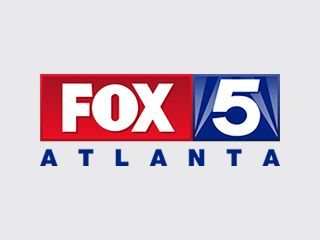 A protester outside the Wells Fargo Center on July 25. - Credit: FOX News.