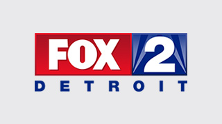 FOX 2's Josh Landon served as an emcee at the event -- a proud Detroit native and Lions fan.