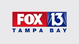FOX 13 meteorologist Jim Weber gives the forecast for Wednesda and the week ahead in Florida's Tampa Bay area. Large storm system off the coast will be bringing rain.